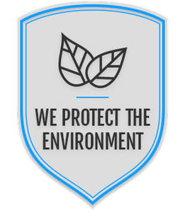 We Protect the Environment